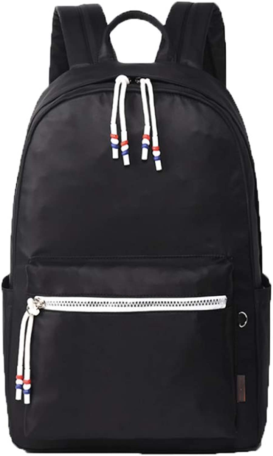 Student Bag Female Campus Simple Middle School Backpack Backpack Unisex School Bag Collection Canvas Backpack