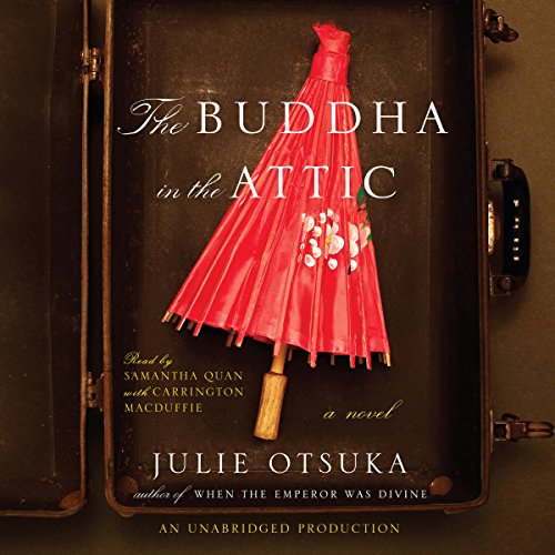 The Buddha in the Attic audiobook cover art