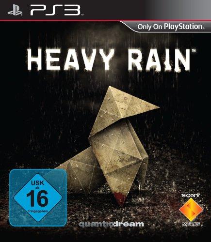 Sony Heavy Rain - Juego