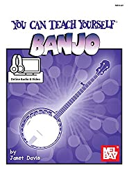 Back-Up Banjo  Book// Online Audio