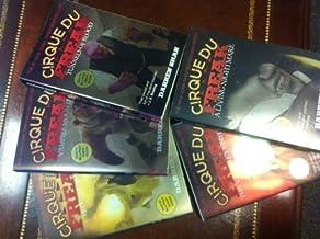 Cirque Du Freak (set of five), A Living Nightmare, Vampire's Assistant, Tunnels Of Blood, Vampire Mountain, Trials Of Death (Cirque Du Freak, 1-5)