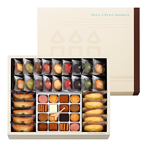 プティ・タ・プティ・アソート Lボックス ひと口クッキー焼き菓子詰合せ