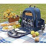 Zoom IMG-1 sunflora zaino de picnic borsa