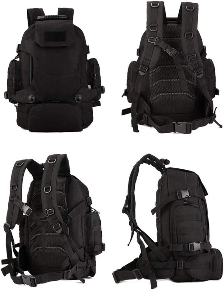 SALENEW very popular! WUZHENG Max 80% OFF 40L Trekking Backpack Militar Tactical Multi-Compartment