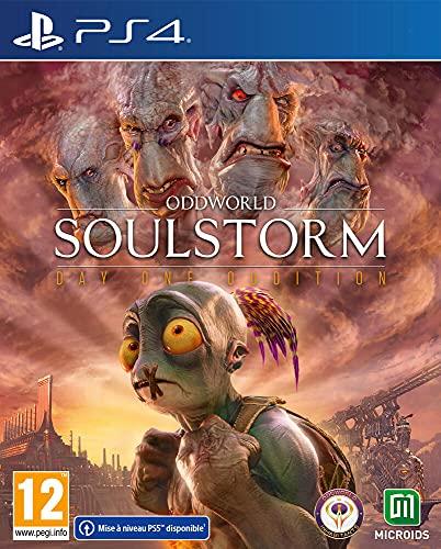 Oddworld Soulstorm Day One Edition (Playstation 4)