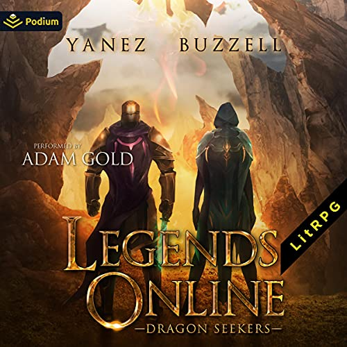 Dragon Seekers Audiobook By Jonathan Yanez, Ross Buzzell cover art