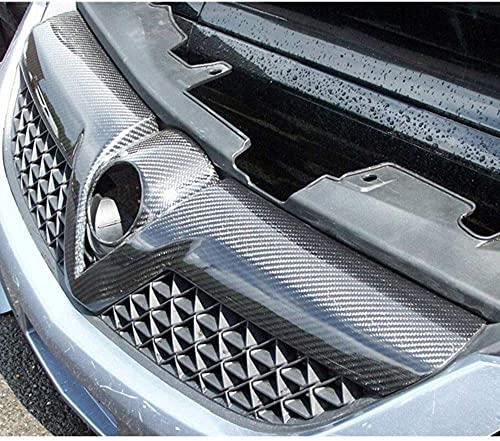 ABS Parrilla del Radiador del Parachoques Delantero para Opel Vauxhall Astra H VXR 2004-2010,Grill De Entrada De Aire Delantera,Modificación de Coche Accesorios de Decoracion