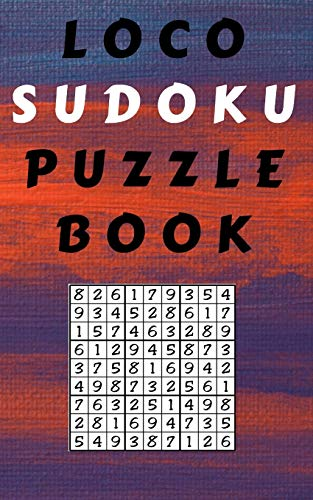 loco sudoku puzzle books: best sudoku puzzle books for adults