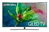 "Samsung 7 Series - Curved 55"" QLED 4K UHD Smart TV, 2018"
