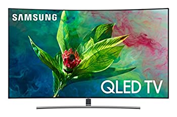 "Samsung 7 Series - Curved 55"" QLED 4K UHD Smart TV 2018"