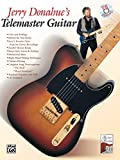 Jerry Donahue's Telemaster Guitar: Book & CD
