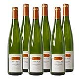 Gewürztraminer Tradition d'Alsace Cave de Turckheim AC 2018 Weißwein Frankreich Elsass trocken (6x 0.75 l)