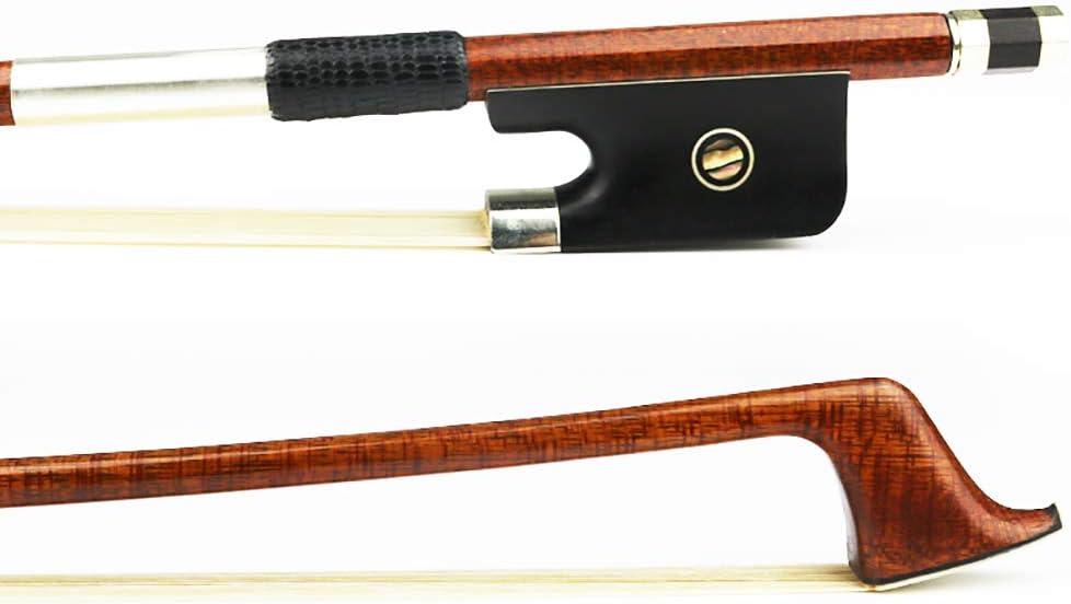 Full 4 Size Hard Carbon Fresno Mall Fiber Pernambuco Skin Bow Natura wholesale Cello