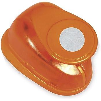Rayher Plastica Perforatrice a Forma di Cerchio /ø 1,6 cm 1,6cm- 5//8 Zoll Adatta per Carta//Cartone Fino a 200 g//m2 5//8 Orange