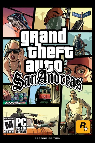 Grand Theft Auto: San Andreas 2nd Edition (輸入版)