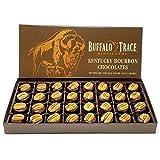 Buffalo Trace Kentucky Bourbon Balls Chocolates Gift Box 32pcs.