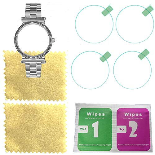 Octelect Tempered glass screen protector for MKT5020/MKT5021/MKT5022/MKT5036/MKT5041 mk smart watch screen protector