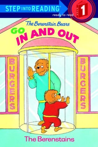 The Berenstain Bears Go In and Out (Step into Reading)の詳細を見る