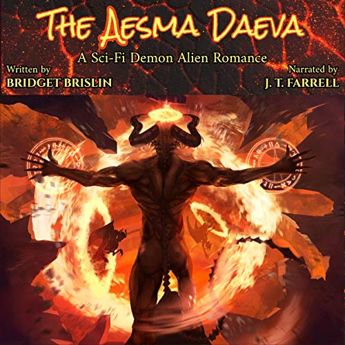 The Aesma Daeva  By  cover art