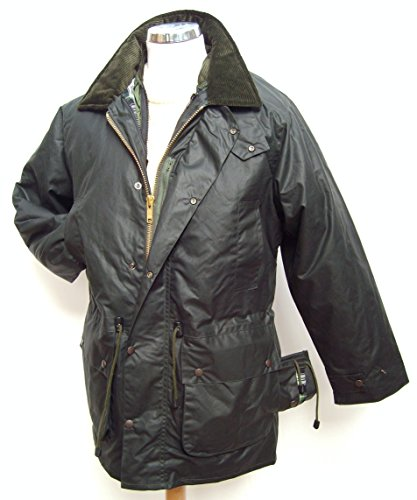 Hunter Outdoor Deluxe Eaton Rider 3-in-1 Wax Country Reitjacke L navy