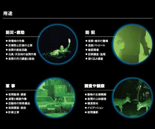 ミノックス単眼鏡型暗視スコープNV351195205