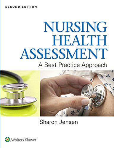 Nursing Health Assessment + Coursepoint + Docucare 2-year Access