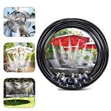 Trampoline Sprinkler Waterpark Kids, Outdoor Spray Waterpark Fun Summer Water Game Toys, DIY