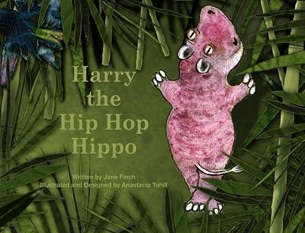 Harry The Hip Hop Hippo