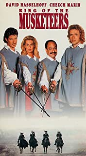 Ring of the Musketeers VHS