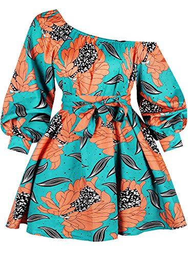 HOMELEX Women's casual dresses 3/4 Sleeve