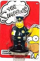 The Simpsons(ザ・シンプソンズ)Chief Wiggum(クランシー・ウィガム)2.75 Inch Figurines(2.75 インチ フィギュア) [並行輸入品]