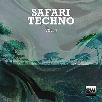Safari Techno, Vol. 4