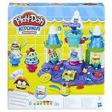 Play-Doh- Castillo de Helados (Hasbro B5523EU7)