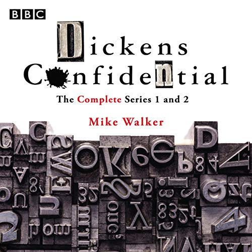 Dickens Confidential audiobook cover art
