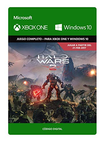 Halo Wars 2: Standard Edition  | Xbox One/Windows 10 PC - Código de descarga