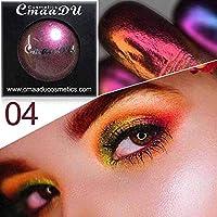Symboat カメレオンの光がアイシャドウを変える パレット マット アイシャドウ 化粧パレット 高発色 人気 自然立体 長持ち 極め細かい