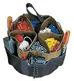 CLC Custom LeatherCraft 1148 Drawstring Bucket Bag, 18...