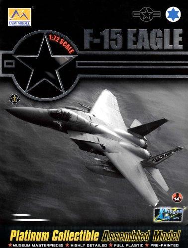 Easy Model 37120 - Maqueta de F-15C 85-0102/EG, 58 TFS/33