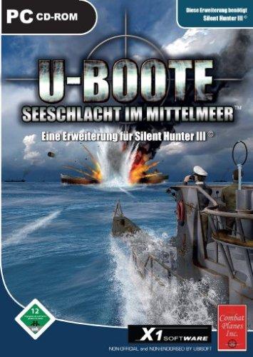 U-Boote: Seeschlacht im Mittelmeer (Add-on zu Silent Hunter III) (PC)