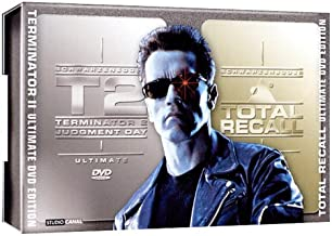 Total Recall / Terminator 2 -Ultimate Édition 5 DVD