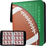 PACKAPRO 900 Pockets Sport Cards Binder Trading Cards Holder Sleeves Case with Sleeves, Card Collectors Album with 50 Premium 9-Pocket Pages for Card Collection Storage