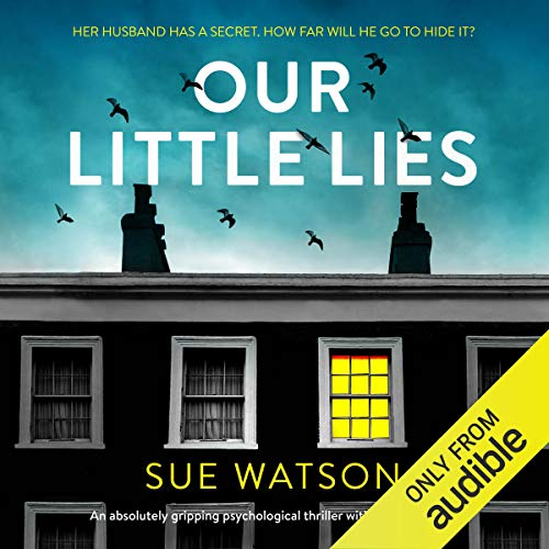 Couverture de Our Little Lies