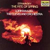 Stravinsky: The Rite of Spring by Maazel/Cleveland Orchestra (1990-10-25)