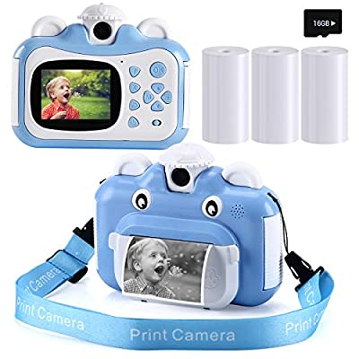 barchrons Instant Print Digital Kids Camera from barchrons
