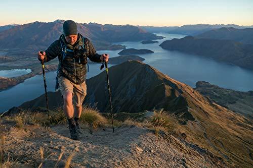 Darn Tough Men's Merino Wool Hiker Boot Sock Full Cushion Mens Socks, Charcoal, Large