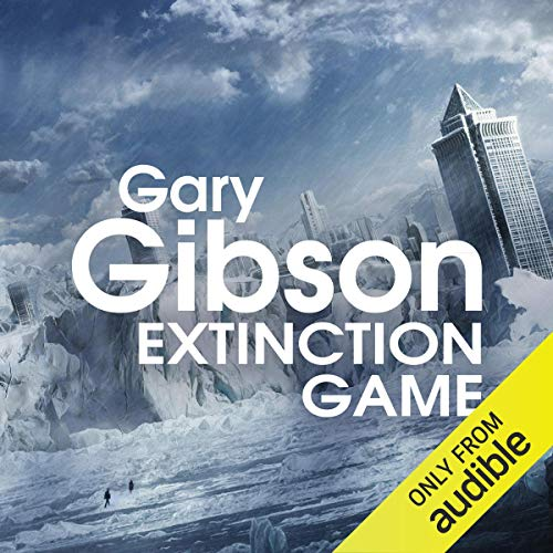 Extinction Game Audiobook By Gary Gibson cover art