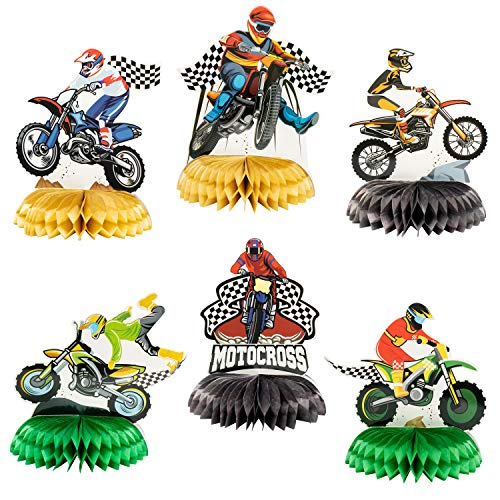 motocross birthday party supplies - 4