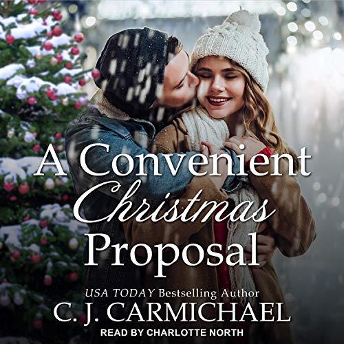 A Convenient Christmas Proposal cover art