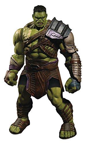 Mezco Toys One: 12 Collective: Marvel Thor Ragnarok Gladiator Hulk Action Figure