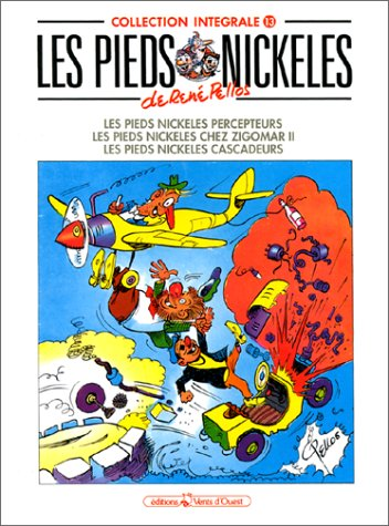 Les Pieds Nickelés, tome 13